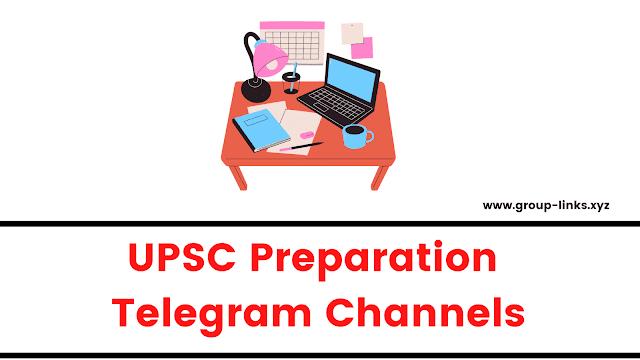 UPSC Telegram Channels List