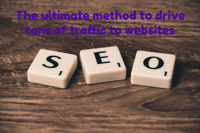 The Best method to drive tons of traffic to websites