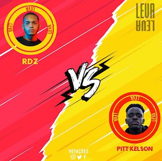 RDZ Vs Pitt Kelson - LevaLeva (Batalha) 2021