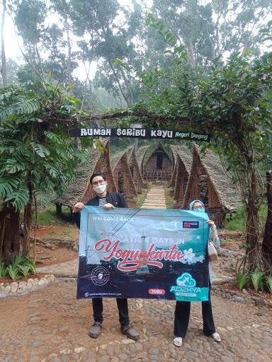 Yogyakarta tour 11 - 13 Juni 2021