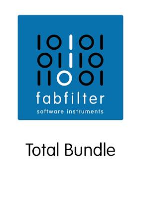 Capa FabFilter Total Bundle