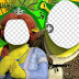Fotomontaje con tu foto Fiona y shrek