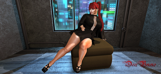 908 - Hypnose KC Couture Fabia Mesh Hair