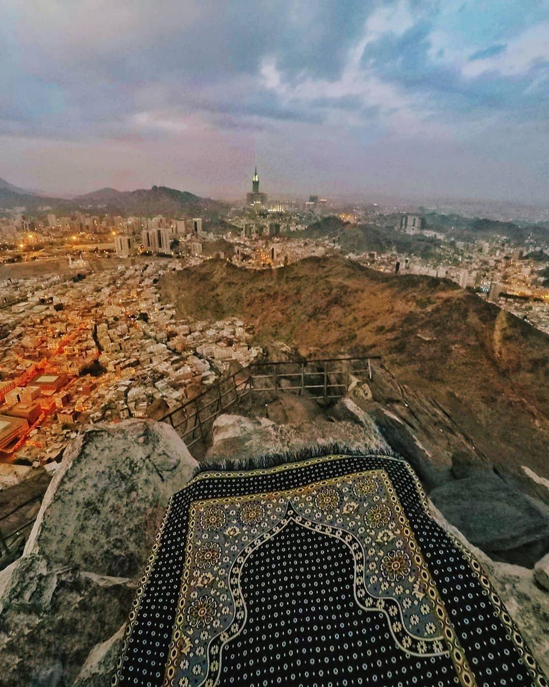 Hira Mountain 🗻 (Jabal Al Noor