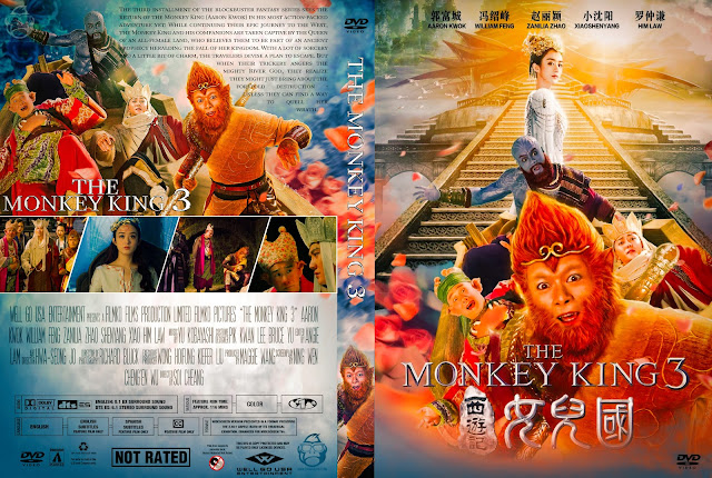 The Monkey King 3 DVD Cover