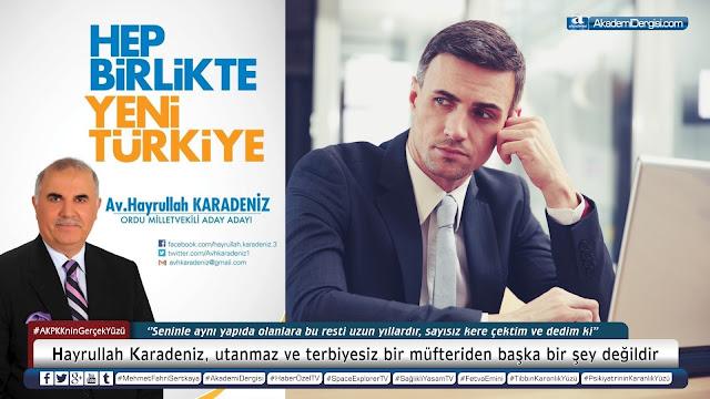 akademi dergisi, cemaat, cübbeli ahmet hoca, hayrullah karadeniz, mehmet emre, Mehmet Fahri Sertkaya, münafık, salim dağ, süleymancılar, şizofreni, tarikat,
