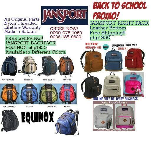 JANSPORT Original Bags