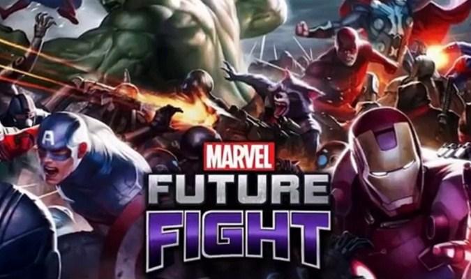 Game Superhero Terbaik tuk Smartphone Android - Marvel Future Fight