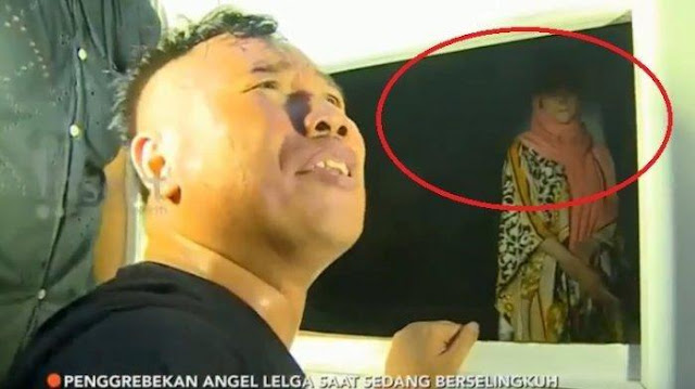 Jalan Cerita Vicky Prasetyo Grebek Rumah Angel Lelga Yang Diduga Selingkuh