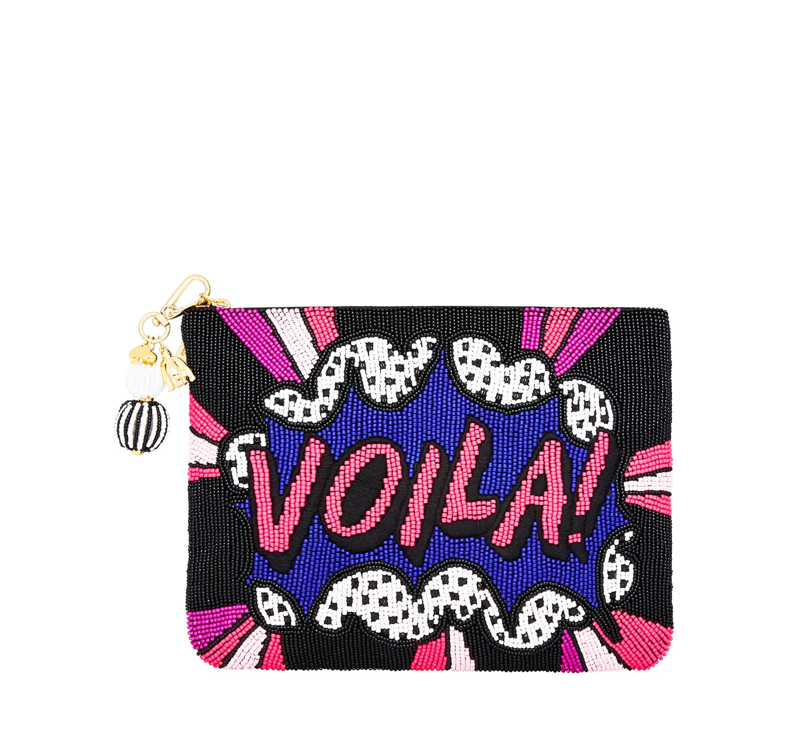 Kate Spade's Voila! Clutch From the On Purpose Collection