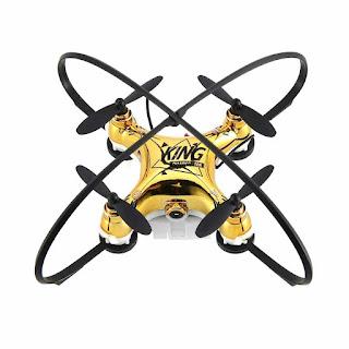 CF922 Mini Drone Quadcopter 2.4G 4CH 6-Axis 3D Headless