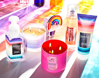 Bath & Body Works | Rainbow Body Care Collection | January 20, 2020