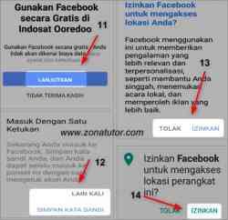 Cara Daftar Buat Akun Facebook Baru Lewat Hp