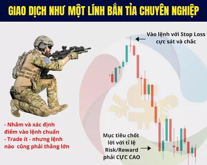 [KIẾN THỨC - ĐÀO TẠO] Cách giao dịch như một nhà chiến lược quân sự