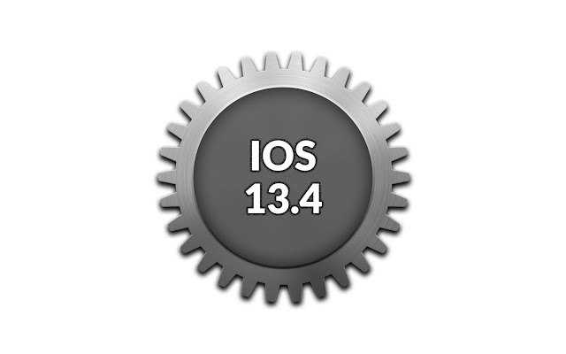 last update ios 13.4 beta review