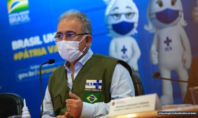 Covid-19: Brasil chega a marca de 110 milhões de doses de vacinas aplicadas