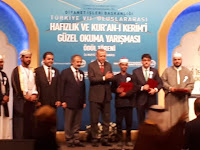 Syamsuri Firdaus, Qari asal Kab Bima Juara MTQ Internasional di Turki