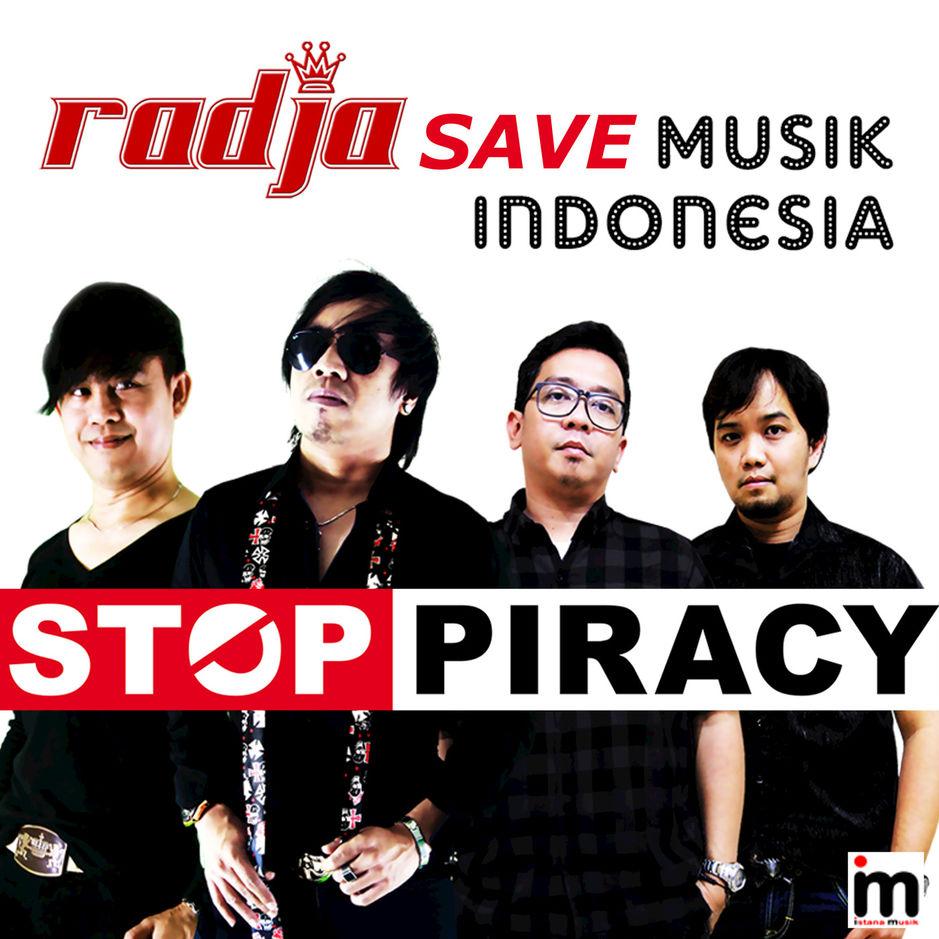 Donlot Gratis Lagu Viavalen Meraih Mimpi: Radja - Stop Piracy - EP [iTunes Plus AAC M4A]