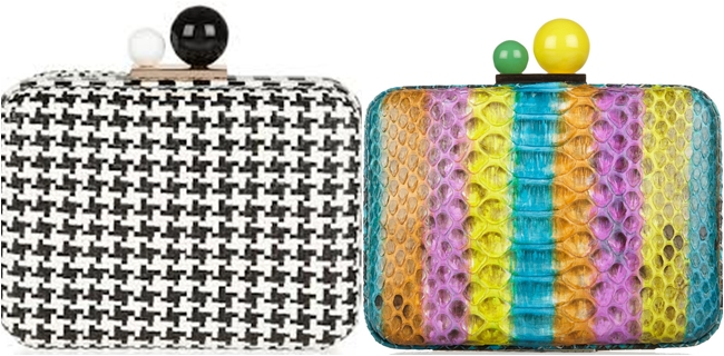 Sophia Webster clutches and purses