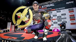 TRIAL - El contador de títulos de Toni Bou sigue aumentando. Su 23º título mundial, este en X-Trial