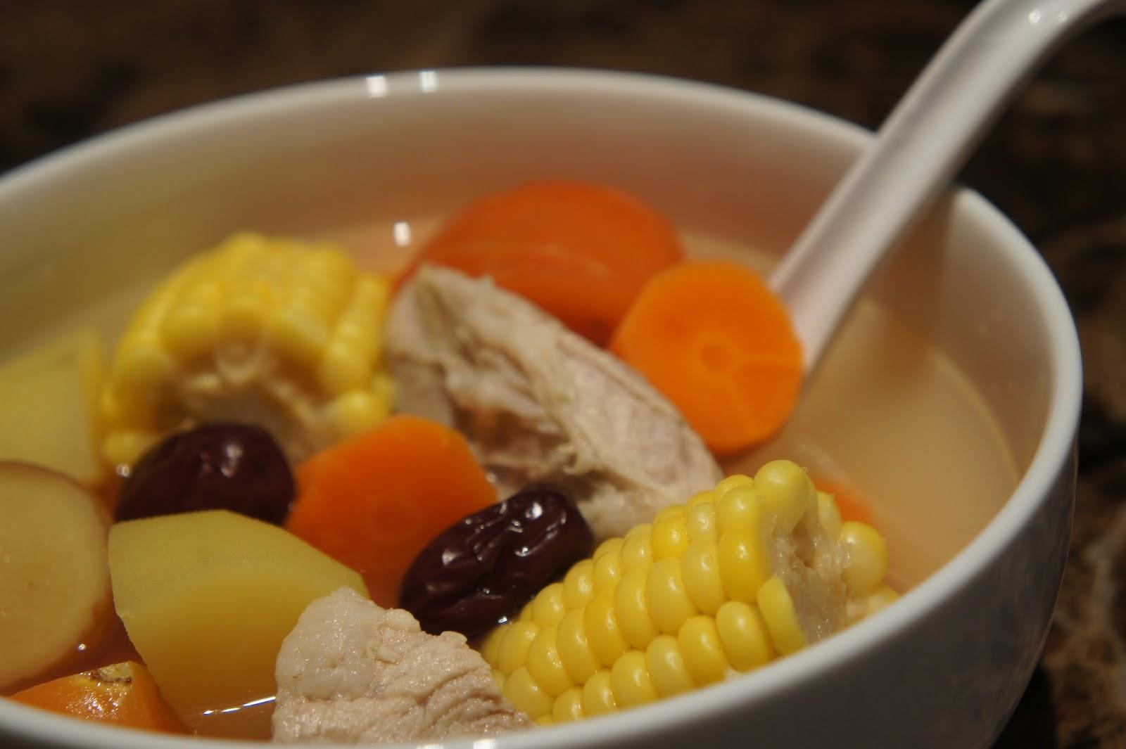 Say My Kitchen: ABC Soup...So Easy! 简易ABC汤