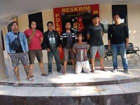 Pelaku Penganiayaan di Ratatotok Diamankan Tim Resmob Polres Minsel