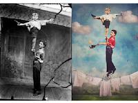 8 Foto, Cara Mengubah Foto Hitam Putih Menjadi Warna Dengan Photoshop + Tutorial