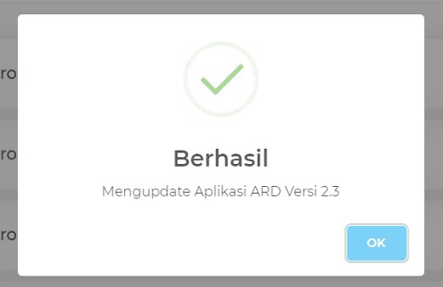 Cara Update Aplikasi Raport Digital ( ARD ) 2