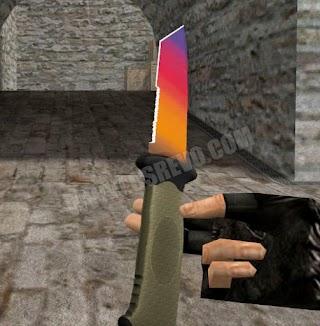 Skin Knife - Ursus Fade - HD CS 1.6