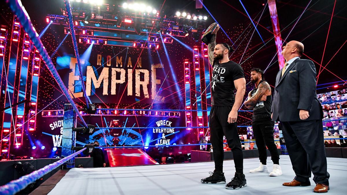 WWE SmackDown tem grande aumento na sua audiência