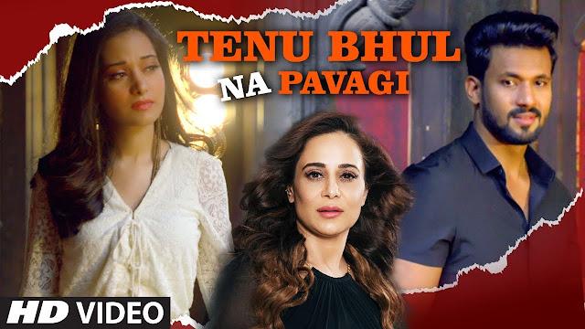 Tenu Bhul Na Pavagi lyrics-Shahid Mallya