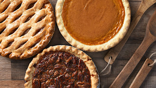 3rd Annual Thanksgiving Day Pie Sale