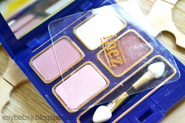 REVIEW-INEZ-COSMETICS-EYESHADOW-PATTAYA-ESYBABSY