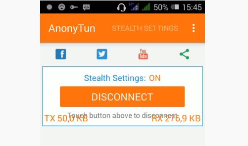 Weekend Tricks Ooredoo Algeria Free Unlimited Internet Trick On Anonytun Tech Foe