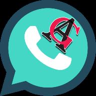 تنزيل وتحديث واتساب عاصم محجوب الازرق AG WhatsApp