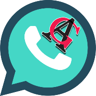 تحميل وتنزيل وتحديث واتساب عاصم محجوب الازرق AG WhatsApp