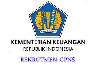 pengumuman seleksi cpns kementerian keuangan tahun 2019a