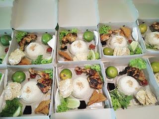 Catering Nasi Kotak Halal dan Murah di Bali