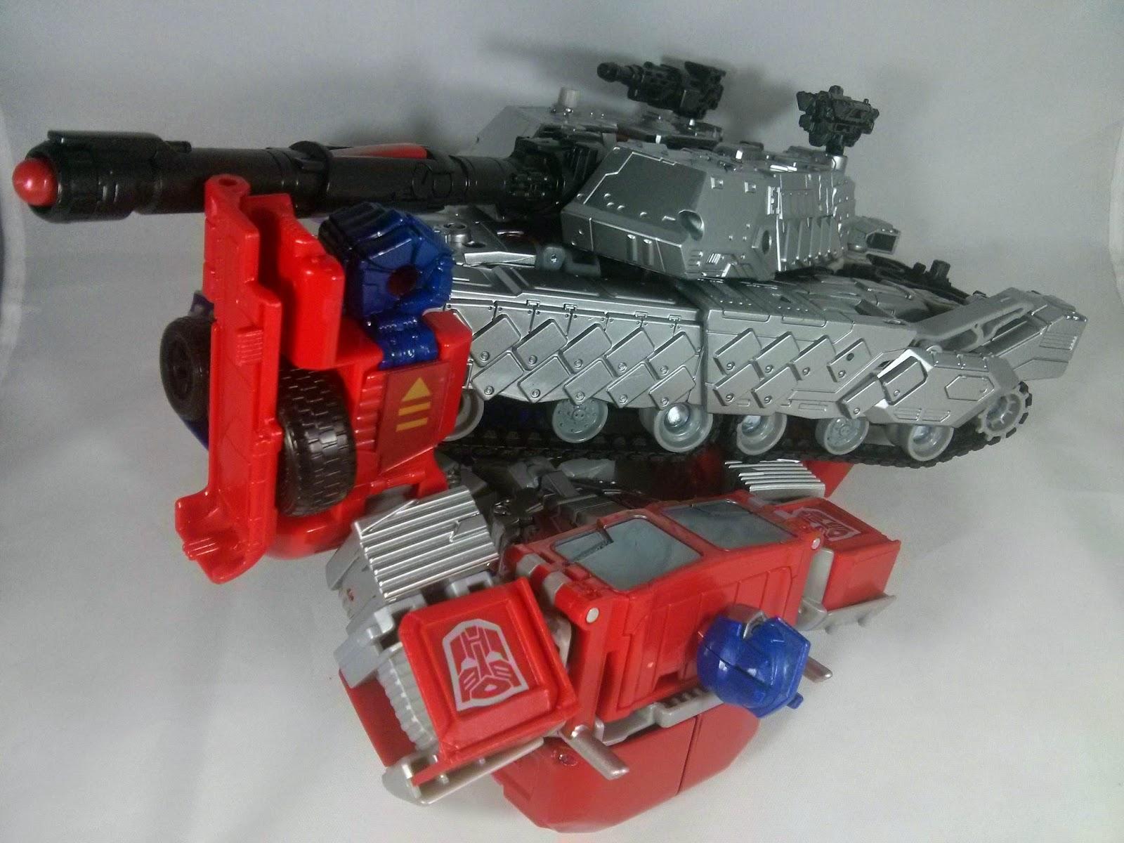 transformers combiner wars megatron