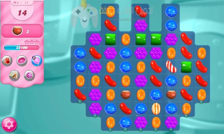 تحميل لعبة كاندي كراش 2022 للكمبيوتر من ميديا فاير