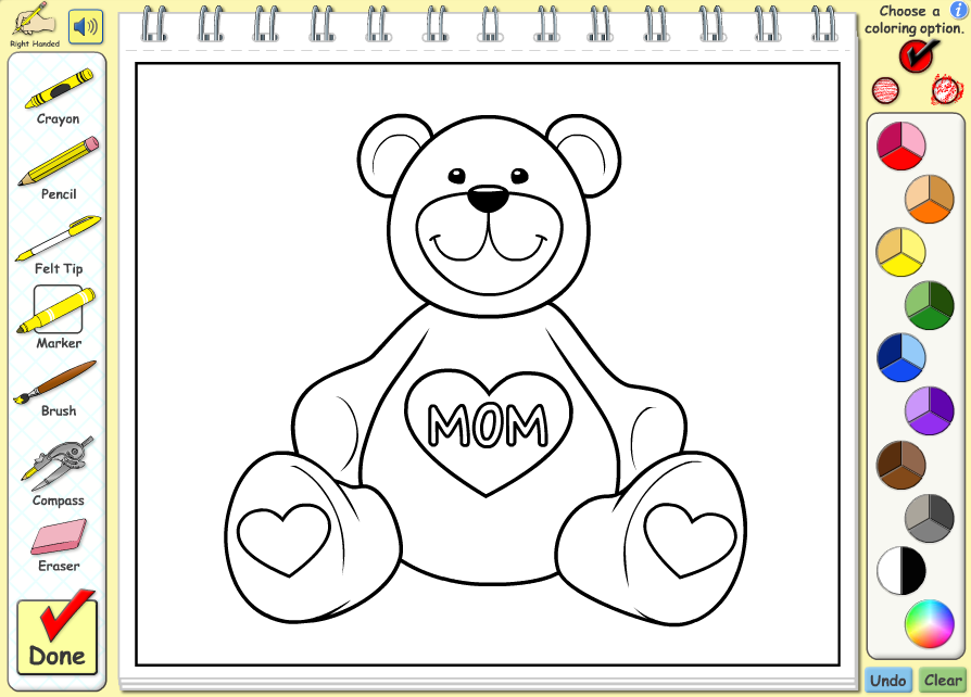 Barbara's Beat: ABC com helps kids create a special card for