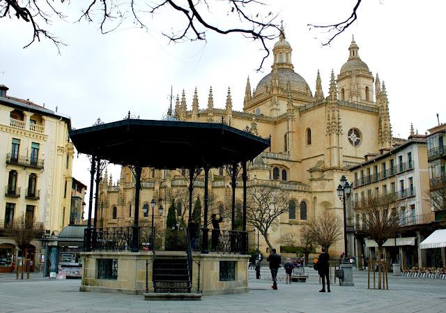 viaje Segovia