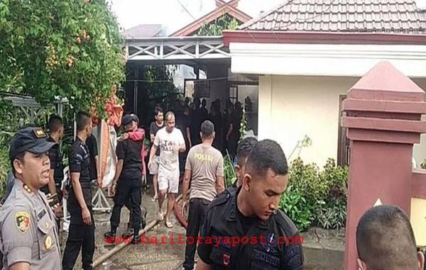 Ledakan Kompor Gas Porandakan Rumah William Katopo