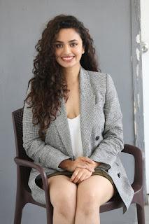 Malavika Nair At Taxiwaala Movie Press Meet Photos, Malavika Nair Latest Photos!