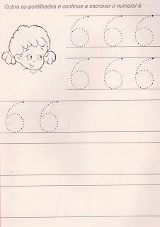 lápis na mão pré escola