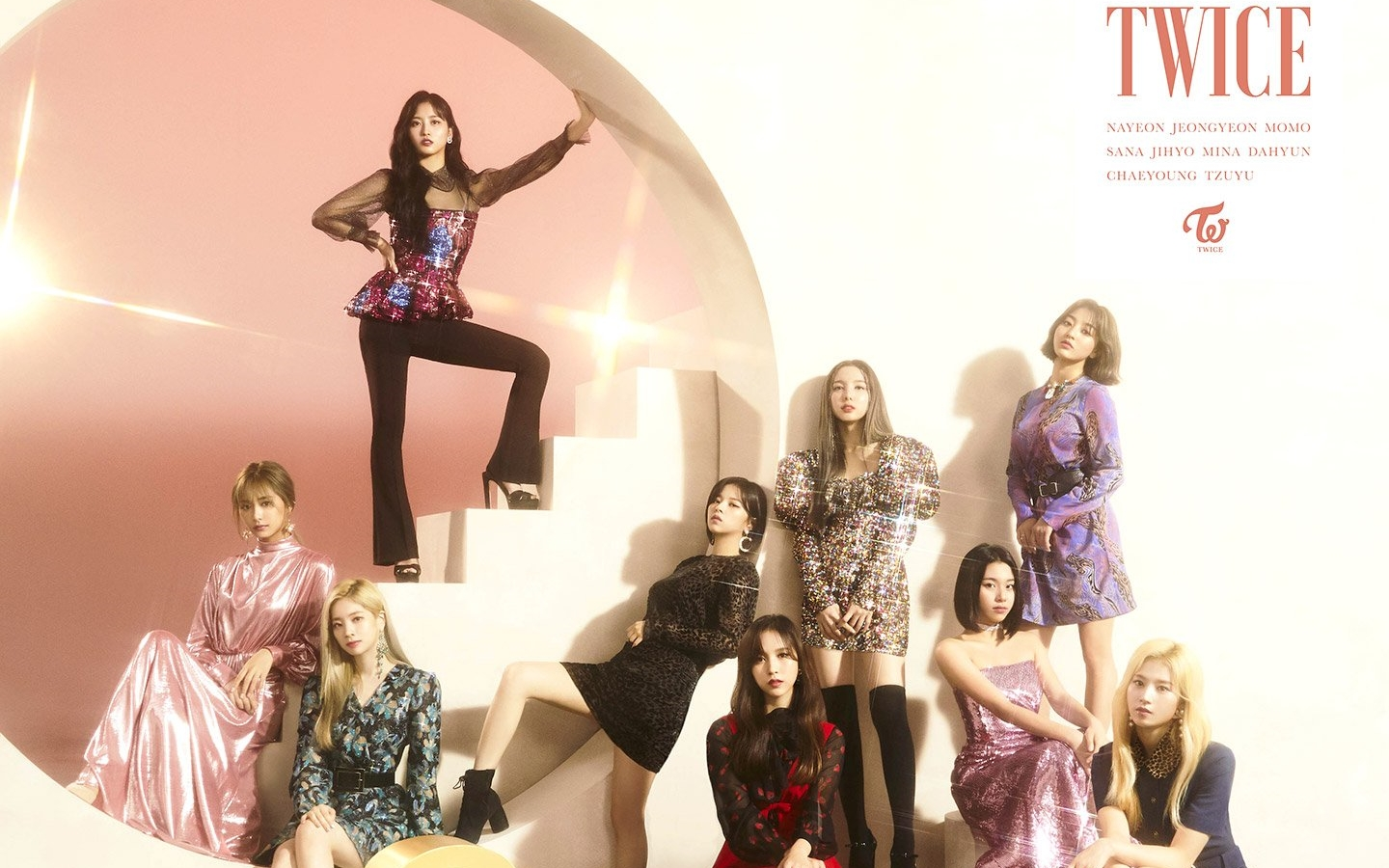 The album '&TWICE' Gets a Gold Certificate in Japan