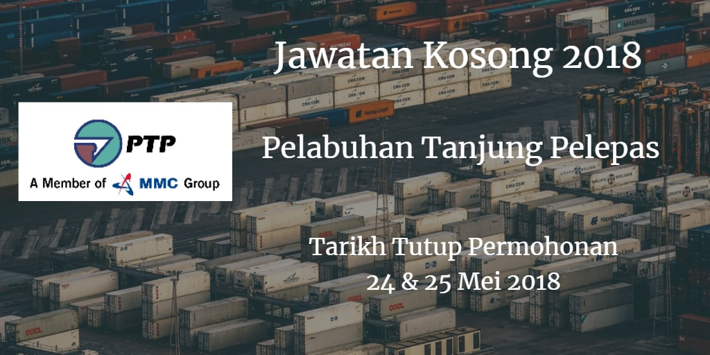 Jawatan Kosong PTP 24 & 25 Mei 2018