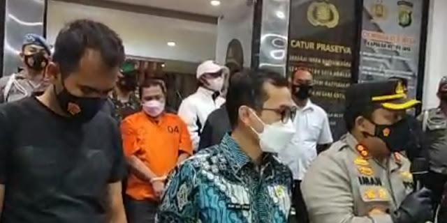 Penganiaya Bocah 5 Tahun Di Tangsel Sudah Ditangkap