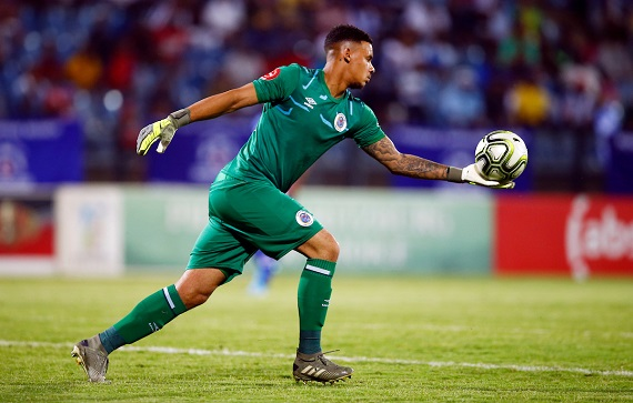 SuperSport goalkeeper Ronwen Williams