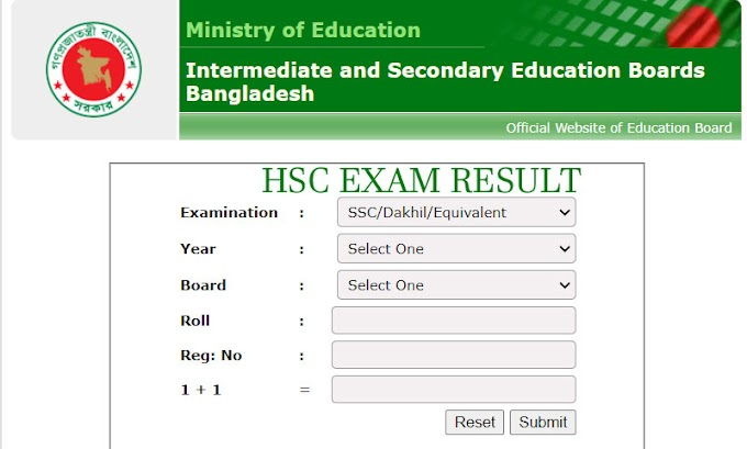 HSC Exam Result 2020 Date Publish | All Education Board
